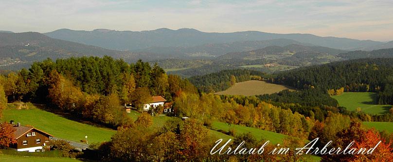 Urlaub am Arber, Bayerischer Wald