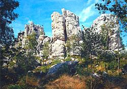 Der Pfahl in Viechtach, Bayerischer Wald